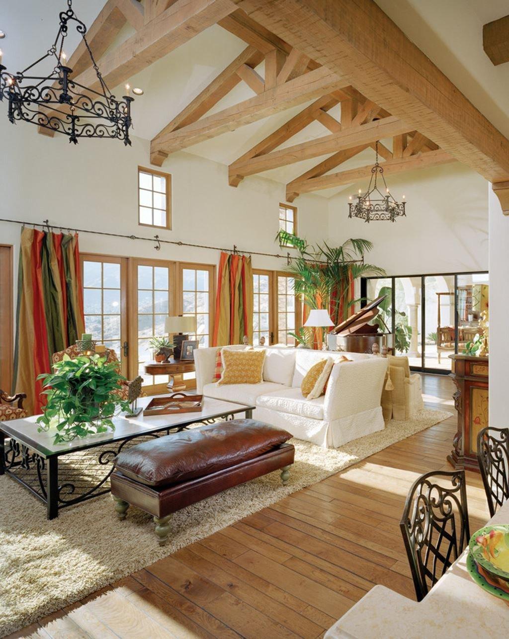 Stylish Living Room Decorating Ideas Beautiful Mediterranean Style Living Room Design Ideas