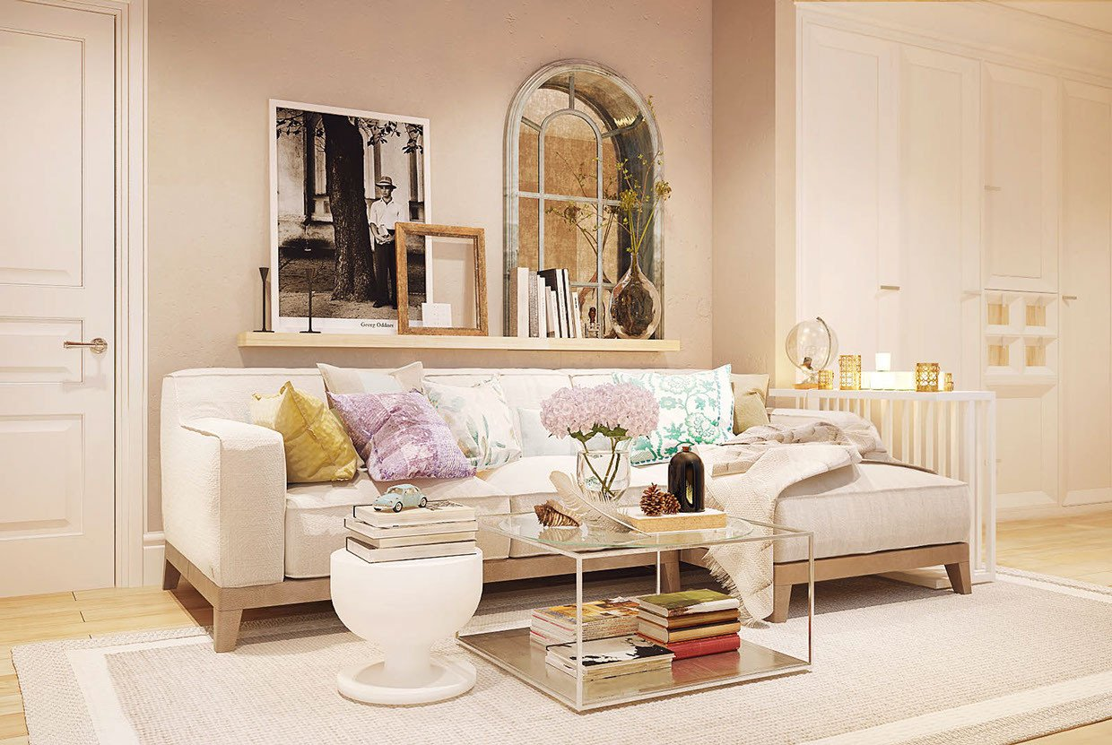 Stylish Living Room Decorating Ideas Beautiful Modern and Stylish Apartment Interior Design From Pavel Voytov Roohome