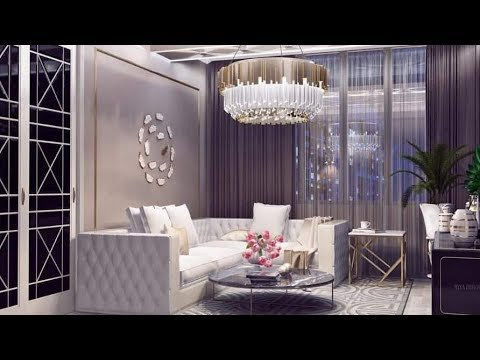 Stylish Living Room Decorating Ideas Elegant Modern Living Room Interior Design 2019 Stylish Living Room Decorating Ideas ️ ️ ️