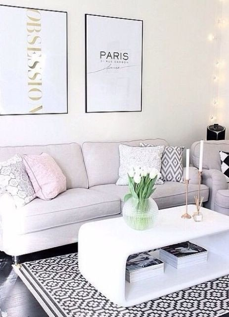 Stylish Living Room Decorating Ideas Inspirational 32 Stylish Geometric Décor Ideas for Your Living Room Digsdigs