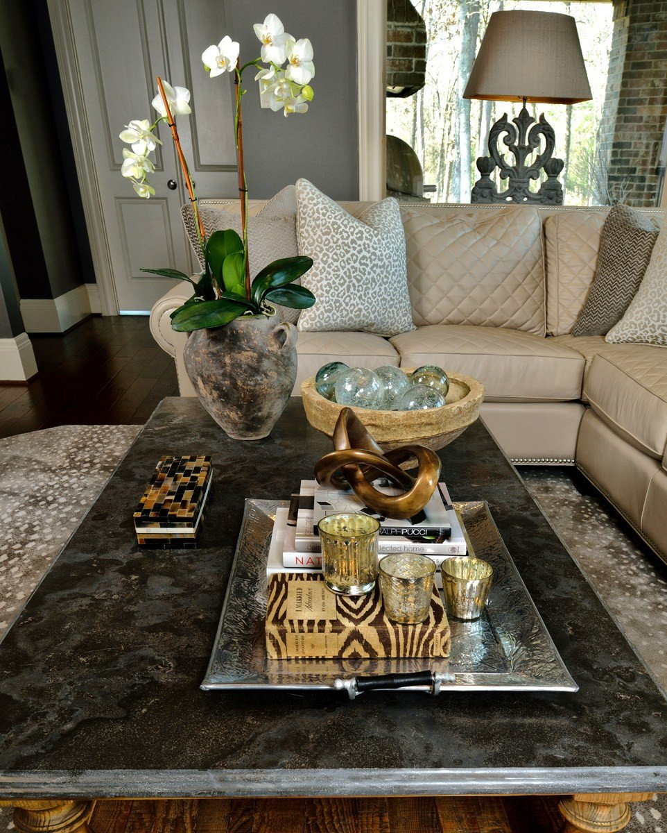 Table Decor for Living Room Elegant How to Style Your Coffee Table — An Interior Designer Reveals Her Best Tips & Tricks — Designed