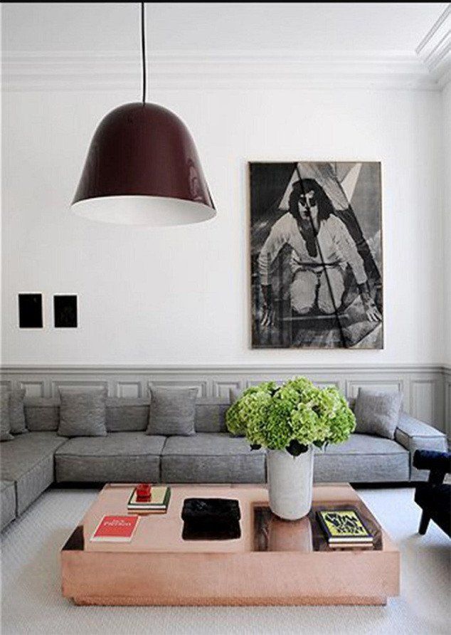 Table Decor for Living Room New Copper Craze 43 Ways to Embrace This Home Decor Trend Loombrand