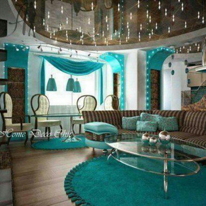 Teal and Brown Home Decor Best Of Love This Teal Brown Living Room Lr Ideas Pinterest
