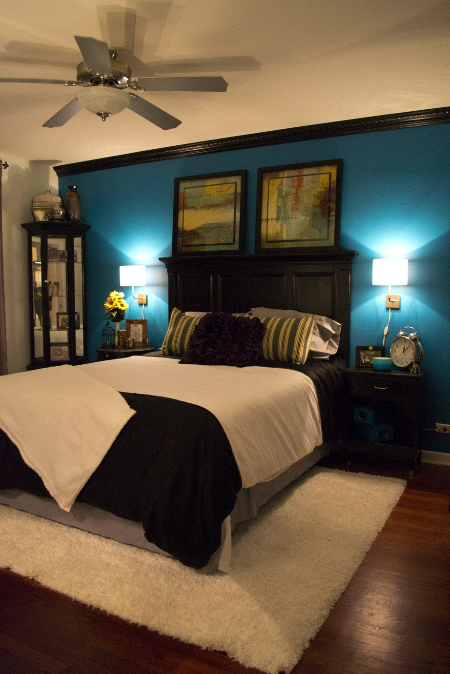 Teal and Brown Home Decor Luxury 25 Teal Bedroom Designs You Will Love to Copy Decoration Love