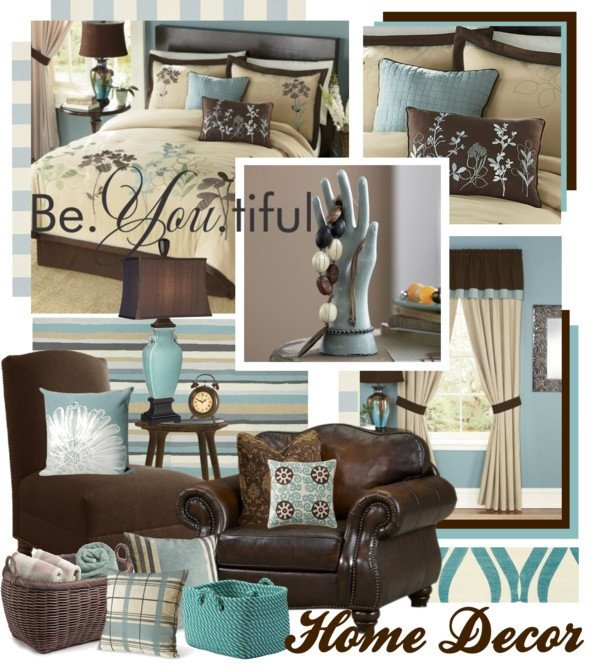 Teal and Brown Home Decor New 17 Best Images About Teal & Brown Bedroom On Pinterest