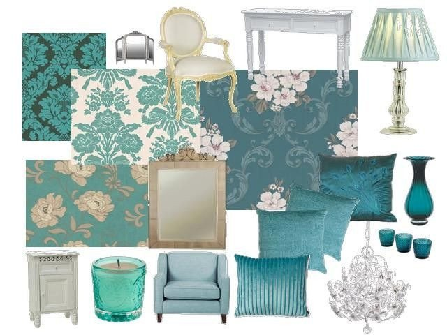 Teal and Brown Home Decor New Decoration Ideas In Ocean Blue and Brown Home Decorating Ideas