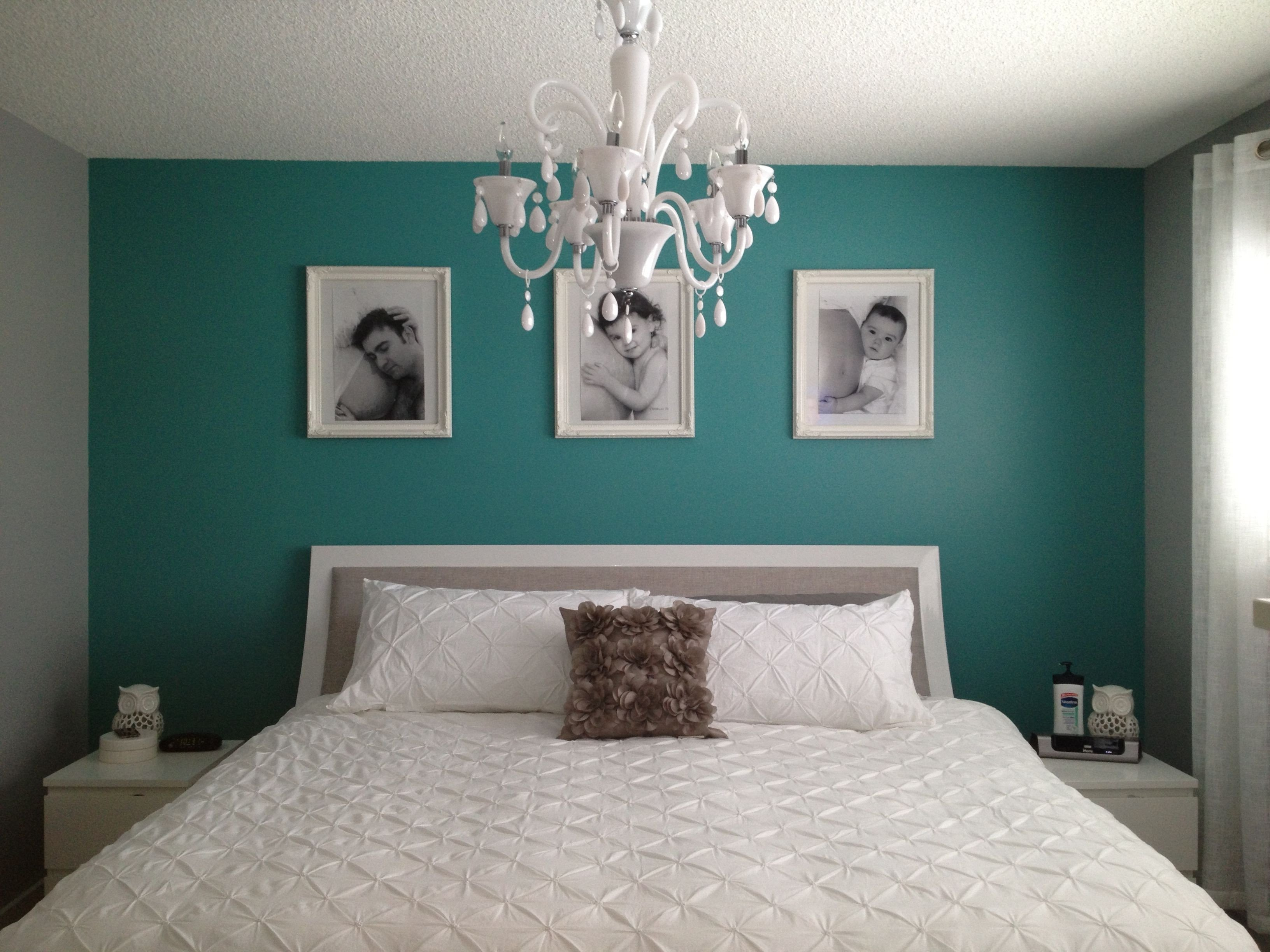 Teal and Gray Bedroom Decor Fresh Grey and Teal Bedroom Love This Room so Much so that I Am Going Change Mine This Weekend