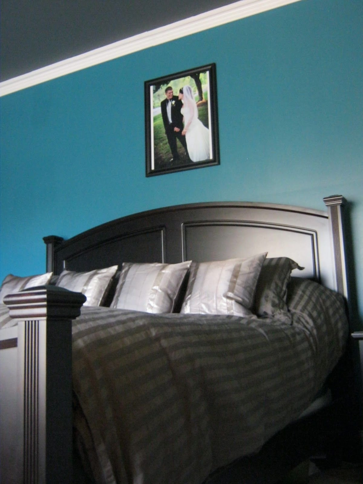 Teal and Gray Bedroom Decor Inspirational Dark Teal Bedroom Google Search Teal Bedroom