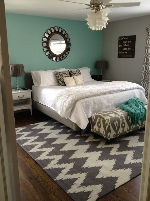 Teal and Gray Bedroom Decor Luxury 17 Best Ideas About Grey Teal Bedrooms On Pinterest