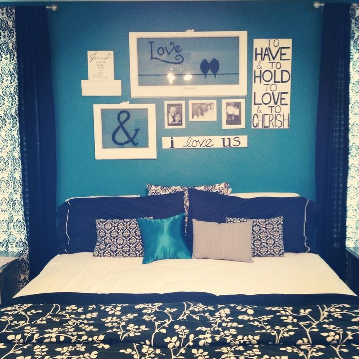 Teal and Gray Bedroom Decor New Teal Black Gray & White Bedroom Bedroom Ideas Pinterest