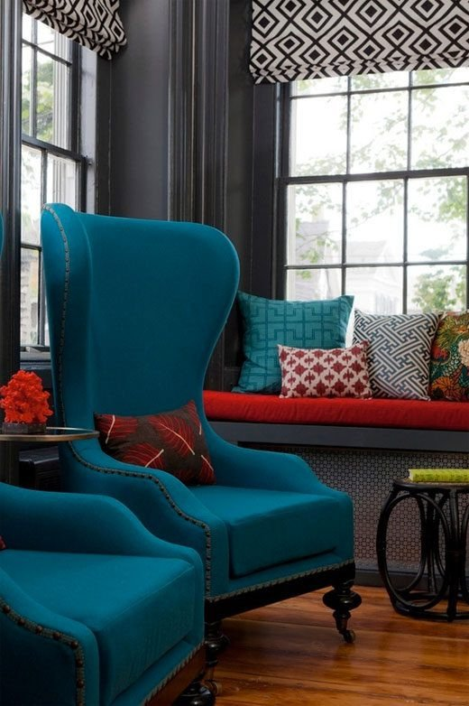 Teal Decor for Living Room Fresh Teal and Red Decor Ideas — Eatwell101