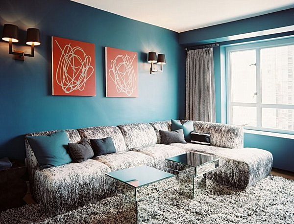 Teal Decor for Living Room Lovely From Navy to Aqua Summer Decor In Shades Of Blue