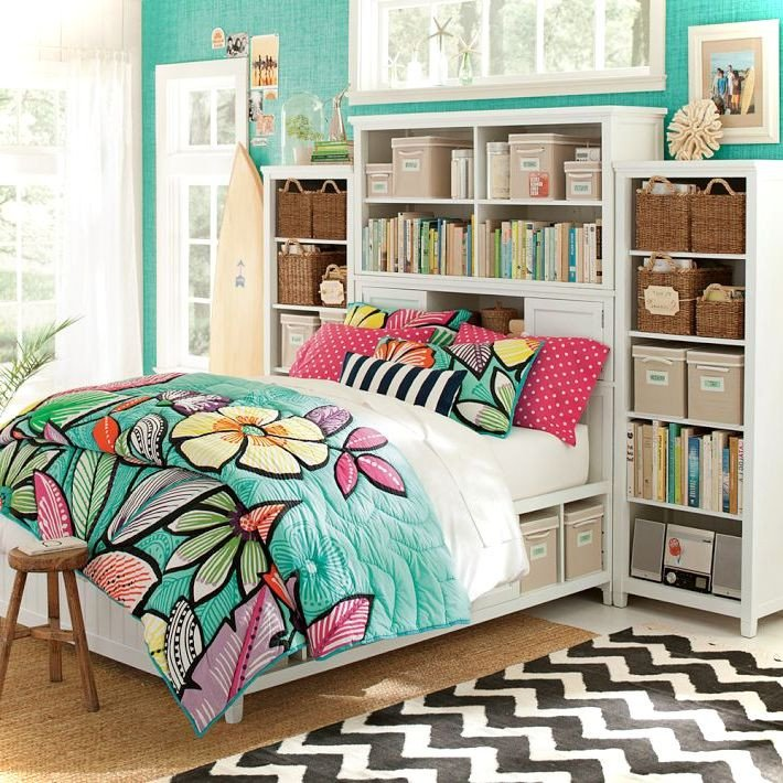 Teenage Girl Room Decor Ideas Beautiful Colorful Teenage Girls Room Decor Small House Decor