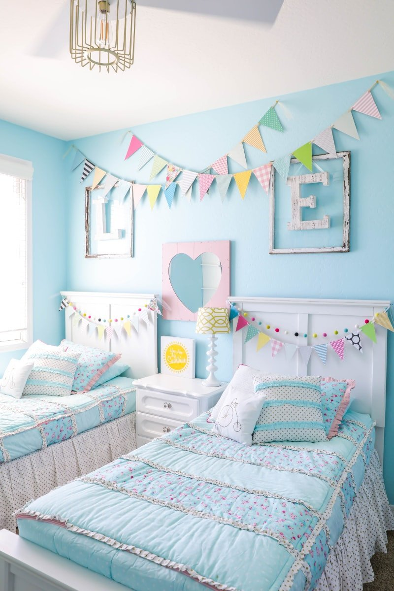 Toddler Girl Room Decor Ideas Awesome Decorating Ideas for Kids Rooms