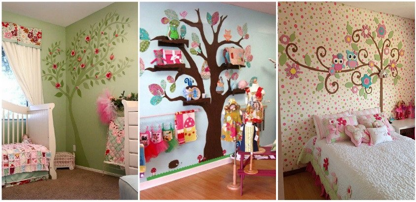 Toddler Girl Room Decor Ideas Fresh toddler Room Decorating Ideas