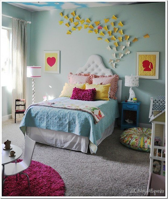 Toddler Girl Room Decor Ideas Inspirational 10 Cool toddler Girl Room Ideas