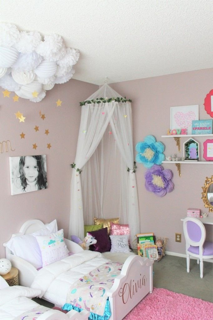 Toddler Girl Room Decor Ideas Inspirational the Land Of Make Believe Kid S Room Decor