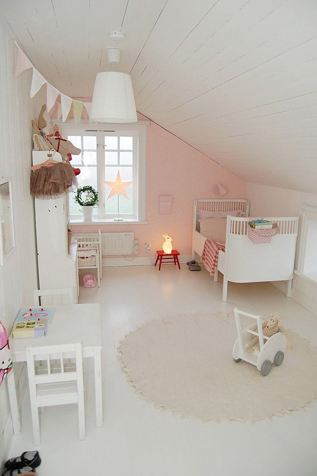 Toddler Girl Room Decor Ideas Unique 20 Whimsical toddler Bedrooms for Little Girls