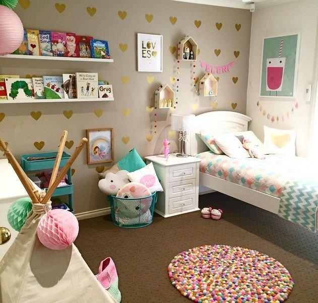 Toddler Girls Room Decor Ideas Lovely 20 Whimsical toddler Bedrooms for Little Girls