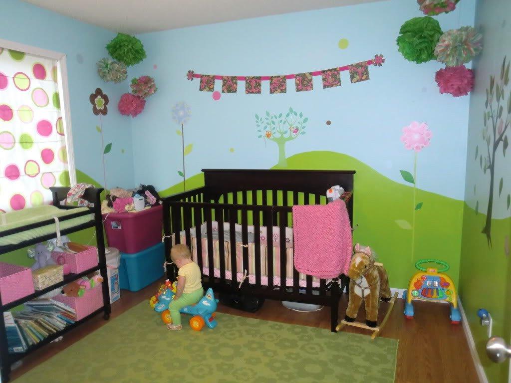 Toddler Girls Room Decor Ideas Unique toddler Room Decorating Ideas