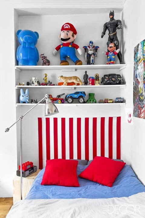 Toddlers Boys Room Decor Ideas New 18 Cool Kids Room Decorating Ideas Kids Room Decor