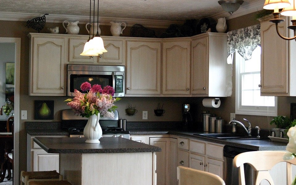Top Of Cabinet Decor Ideas Inspirational Ideas for Decorating the top Of Kitchen Cabinets