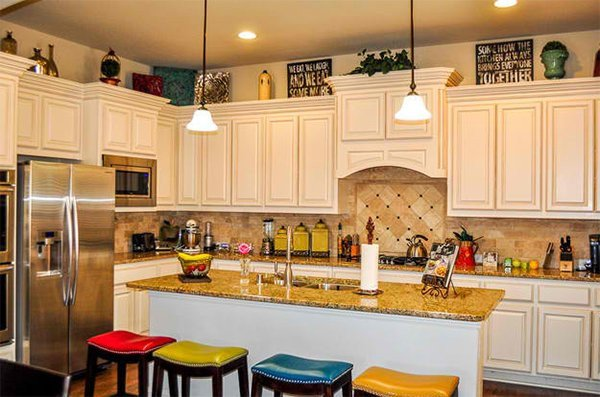 Top Of Cabinet Decor Ideas Lovely How to Decorate the top Of Kitchen Cabinets
