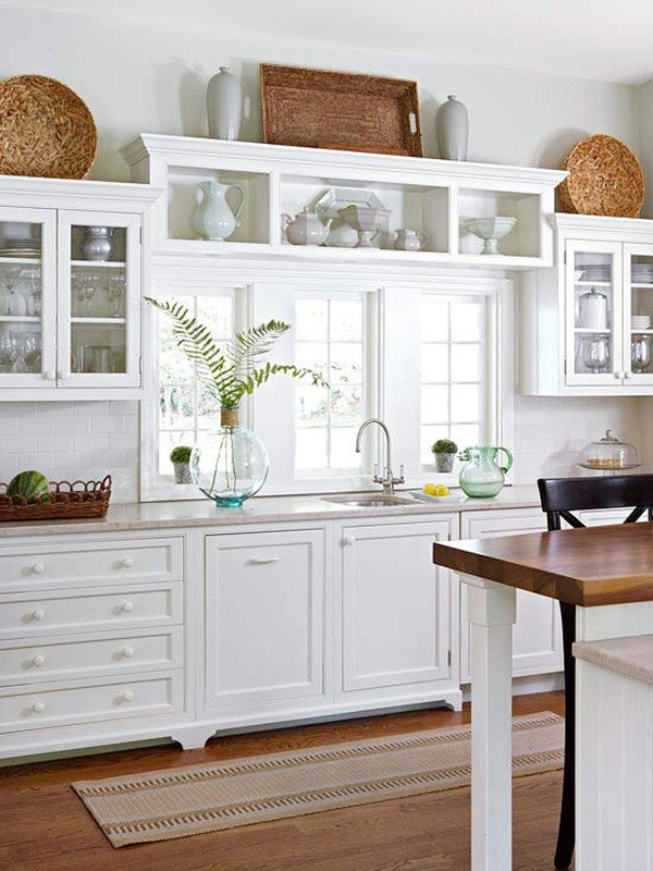 Top Of Cabinet Decor Ideas Luxury 10 Stylish Ideas for Decorating Kitchen Cabinets