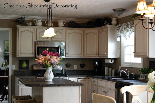 Top Of Kitchen Cabinet Decor Best Of Decorating Ideas for the top Kitchen Cabinets