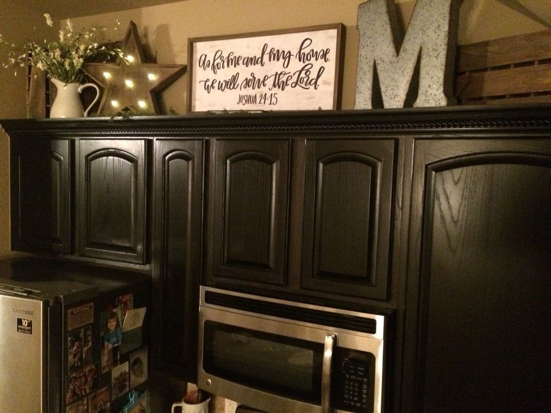 Top Of Kitchen Cabinet Decor Fresh top Of Kitchen Cabinet Decor Beautiful Homes Pinterest