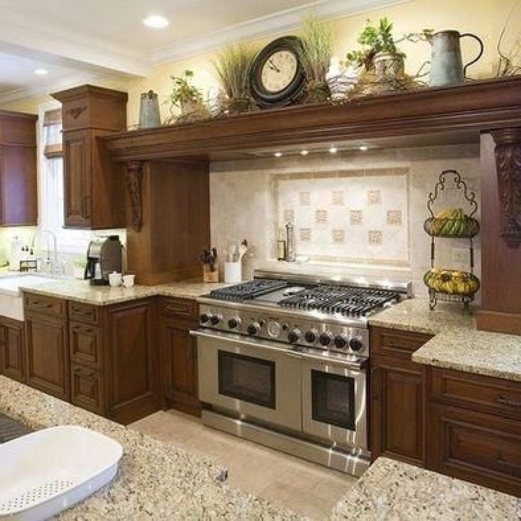 Top Of Kitchen Cabinet Decor Lovely Kitchen Cabinet Decor Ideas Kitchen Design Ideas Kitchen Cabinets