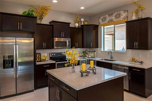 Top Of Kitchen Cabinets Decor Awesome How to Decorate the top Of Kitchen Cabinets