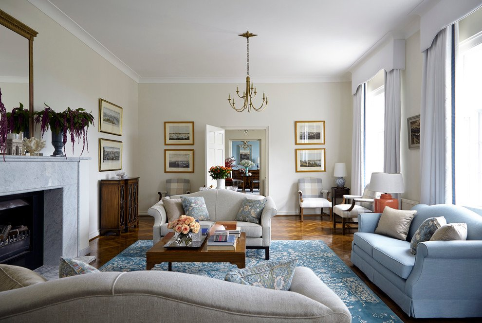 Traditional Blue Living Room New Beautiful Hortons Lighting Mode Sydney Traditional Living Room Innovative Designs with 1940s
