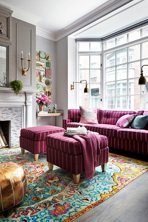 Traditional Chic Living Room Awesome Boho Chic Style are You A Fan town & Country Living