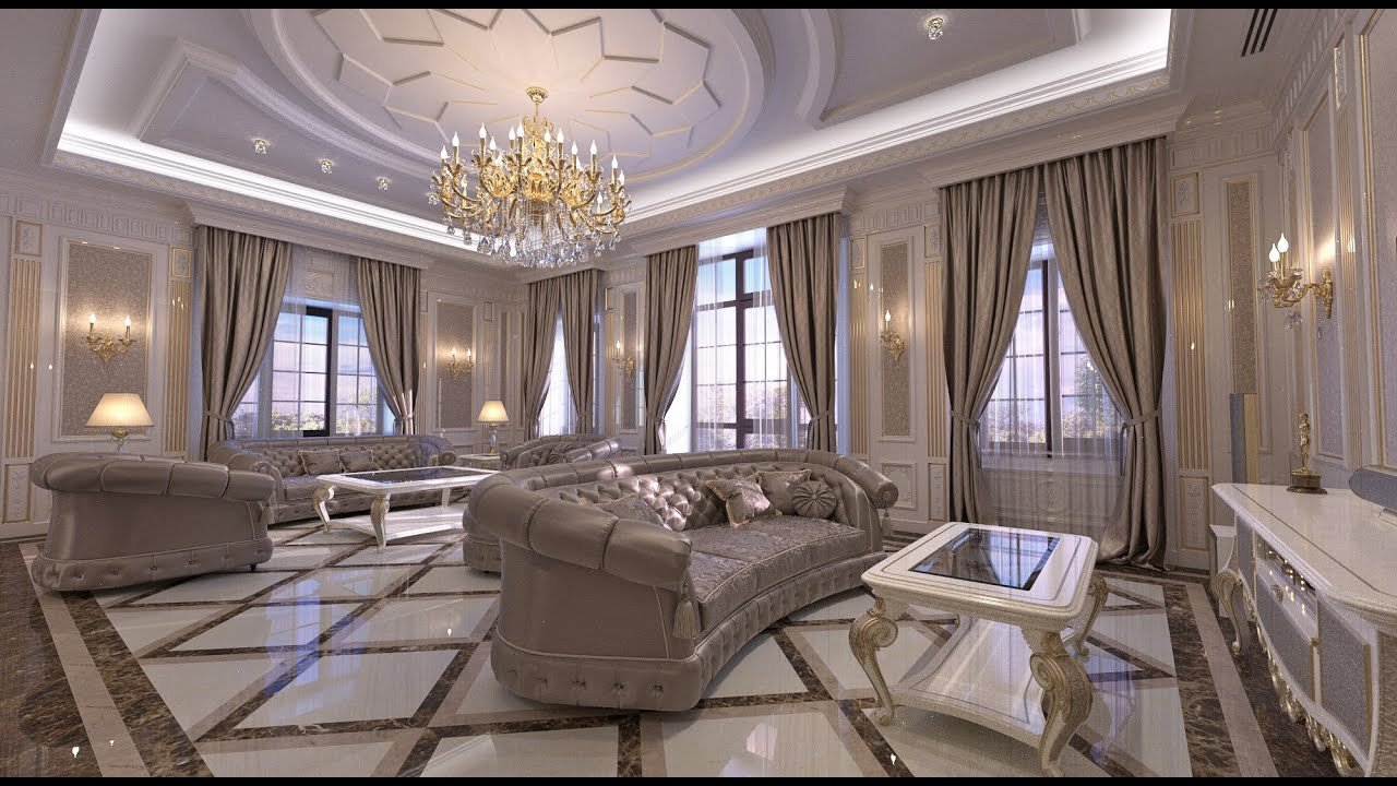 Traditional Chic Living Room Beautiful Interior Design Classic Style Living Room Interior In the H Residenсe