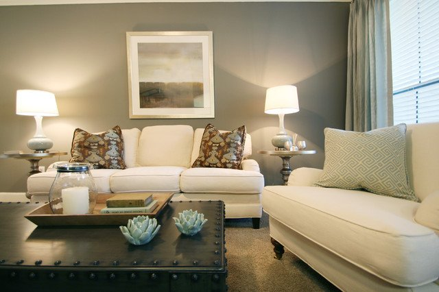 Traditional Chic Living Room Fresh Houston Urban Chic Traditional Living Room Houston by Marie Flanigan Interiors