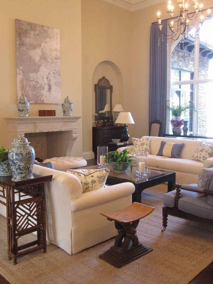 Traditional Chic Living Room New Chinoiserie Chic More Understated Chinoiserie