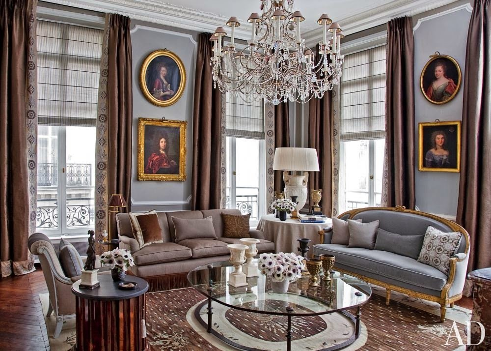 Traditional Chic Living Room New Habitually Chic Chic Reads Jean Louis Deniot Interiors