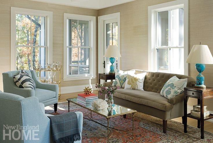Traditional Chic Living Room Unique Contemporary Chic New Traditional Interior Design
