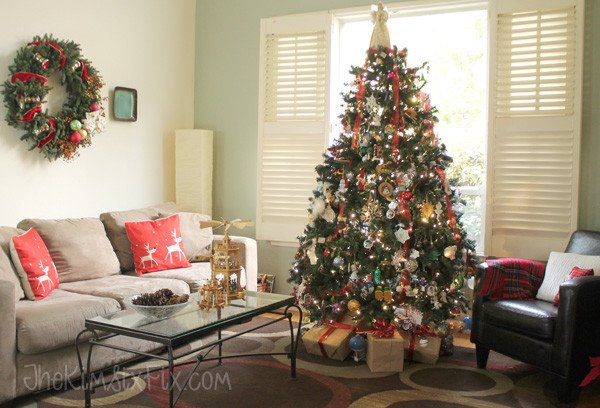 Traditional Christmas Living Room Best Of Traditional Christmas Living Room