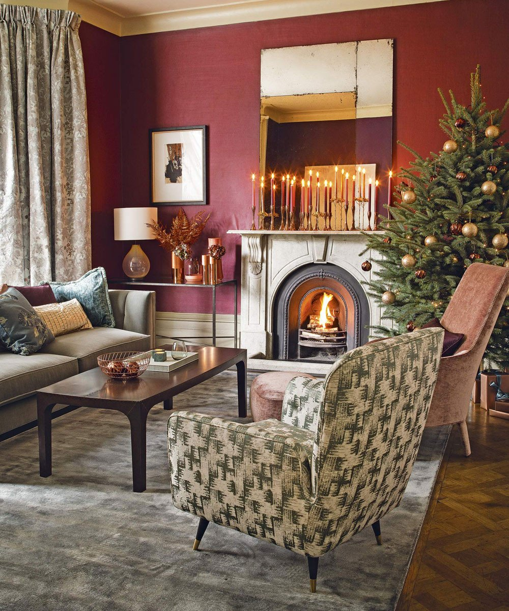Traditional Christmas Living Room Inspirational Christmas Living Room Decorating Ideas to You In the Festive Spirit