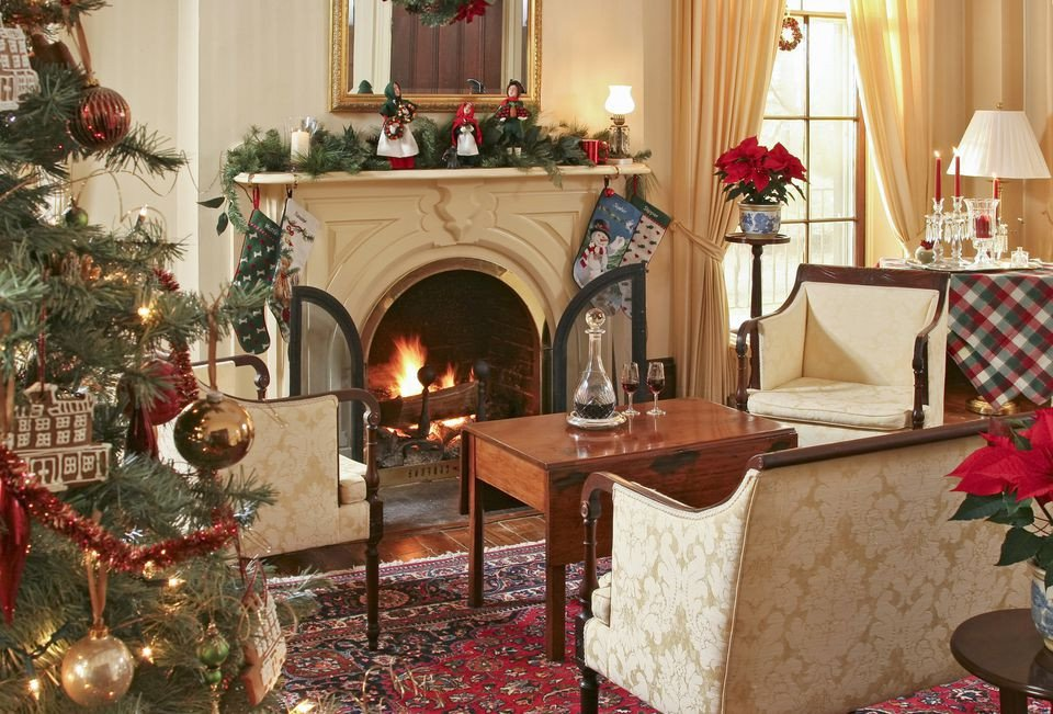 Traditional Christmas Living Room Unique 15 Beautiful Ways to Decorate the Living Room for Christmas
