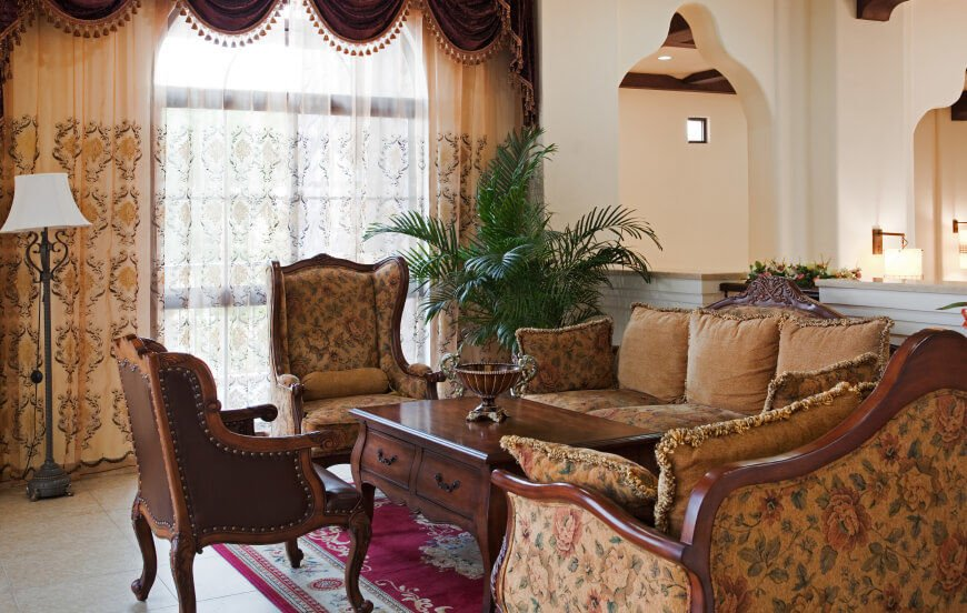 Traditional Draperies Living Room Best Of 53 Living Rooms with Curtains and Drapes Eclectic Variety