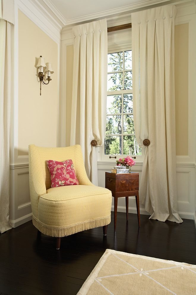 Traditional Draperies Living Room Inspirational Custom Made Curtains Bedroom Traditional with Beige Chair and Drapes