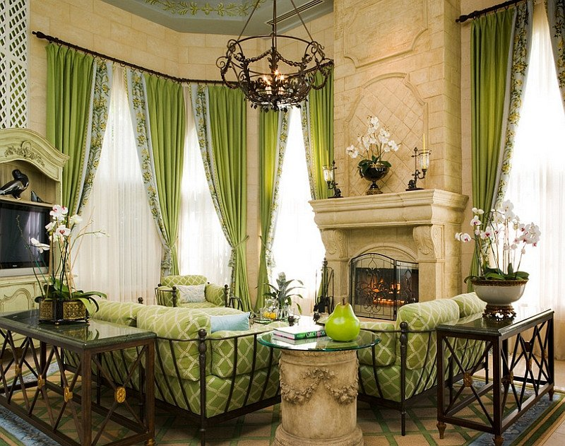 Traditional Green Living Room Luxury 25 Green Living Rooms and Ideas to Match