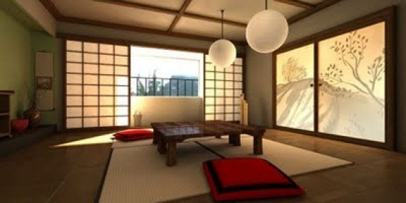 Traditional Japanese Living Room Awesome Japanese Traditional House Interior Designs Housedesign