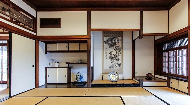 Traditional Japanese Living Room Elegant Traditional Japanese Style Tatami Rooms