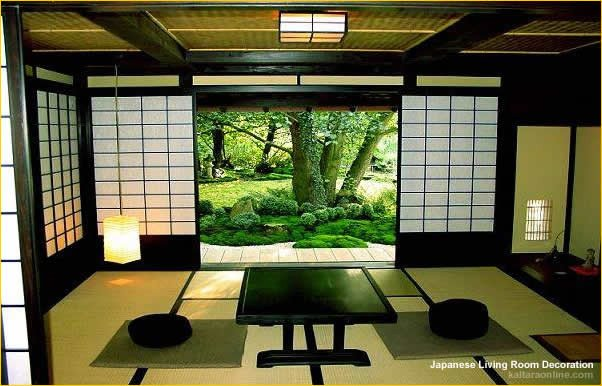 Traditional Japanese Living Room Lovely Japanese Living Room Ideas