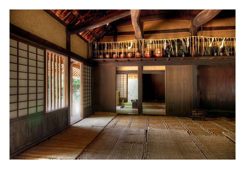 Traditional Japanese Living Room Lovely Minka Farmhouse Japanese Architecture and Interiors