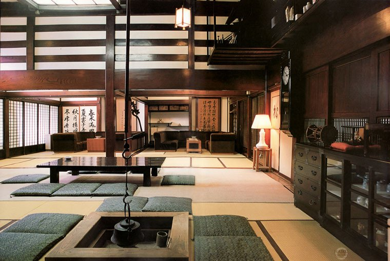 Traditional Japanese Living Room New Traditional Japanese Tatami Room